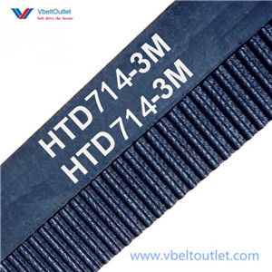 HTD 714-3M Timing Belt Replacement 238 Teeth