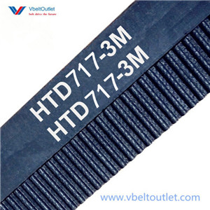 HTD 717-3M Timing Belt Replacement 239 Teeth