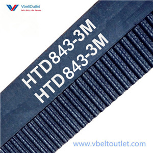 HTD 843-3M Timing Belt Replacement 281 Teeth