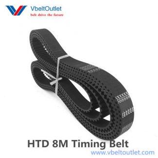 HTD 2536-8M 317 Teeth Timing Belt