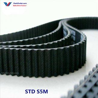 STD S5M-260 52 Teeth Timing Belt