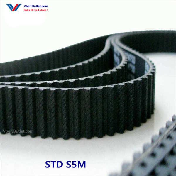 STD S5M-620 124 Teeth Timing Belt