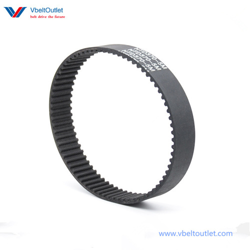 42 Teeth T5mm Pitch 10mm Width 10T5//210 Timing Belt210mm Length