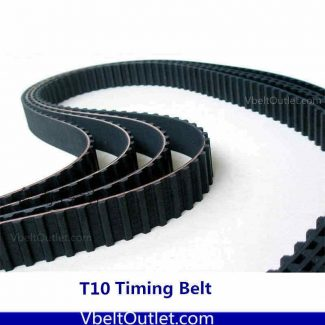T10x1000 Timing Belt Replacement 100 Teeth