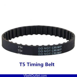 T5x400 Timing Belt Replacement 80 Teeth T5x410 Timing Belt