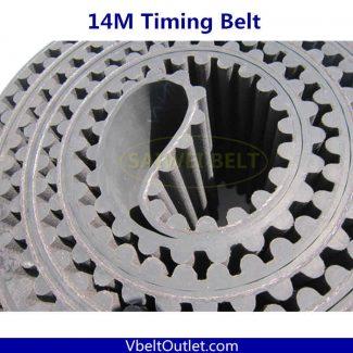 HTD 896-14M Timing Belt 64 Teeth