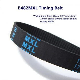 B482MXL Timing Belt Replacement 482 teeth
